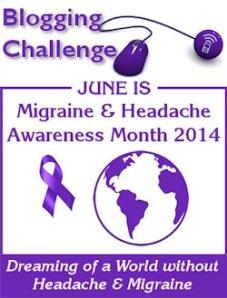 migraine awareness month 2014