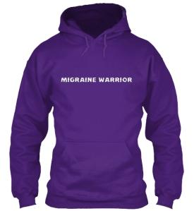 migraine hoodie