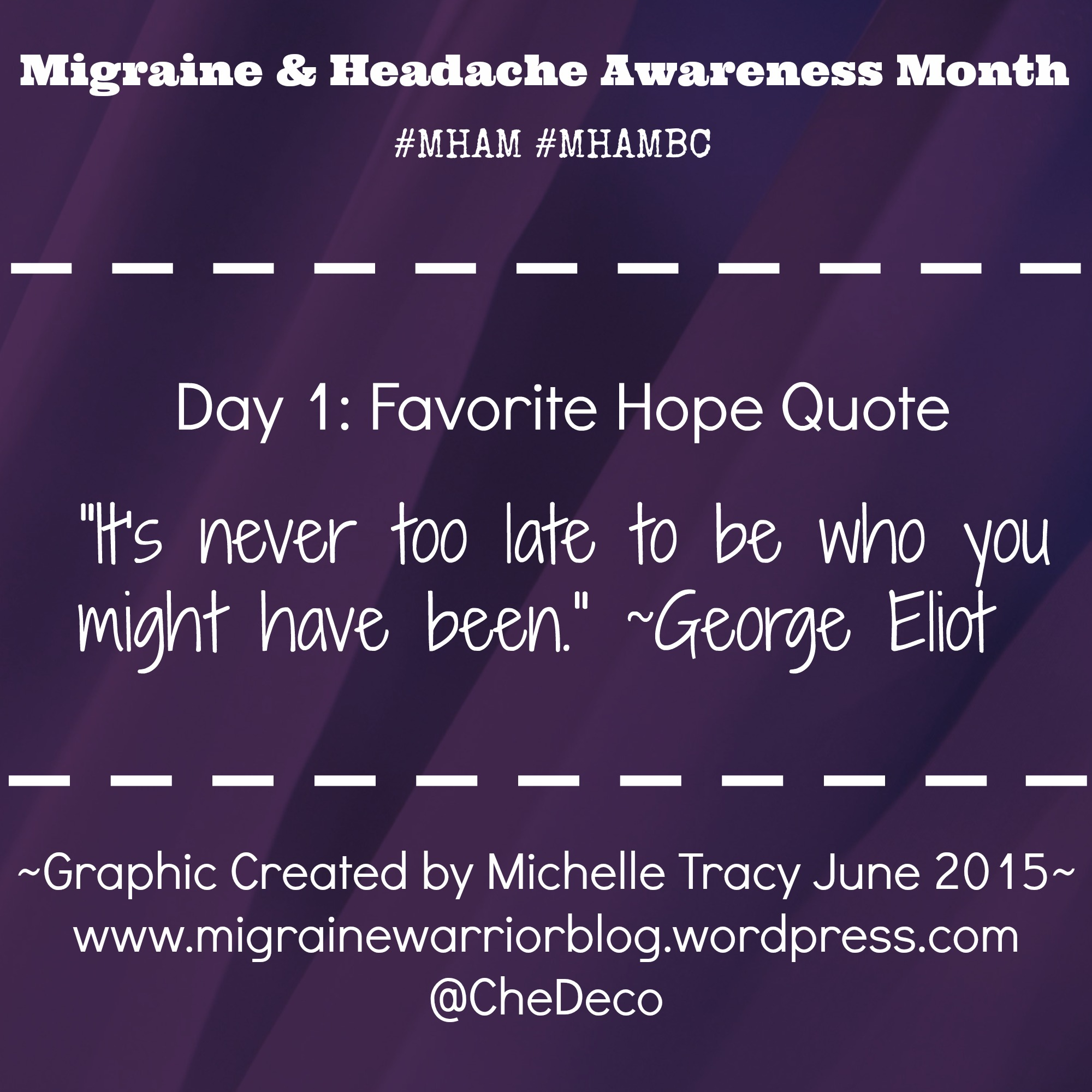 Hoping For Better Days Quotes: MHAMBC Day 2 Who Helps You Hope B T Heart